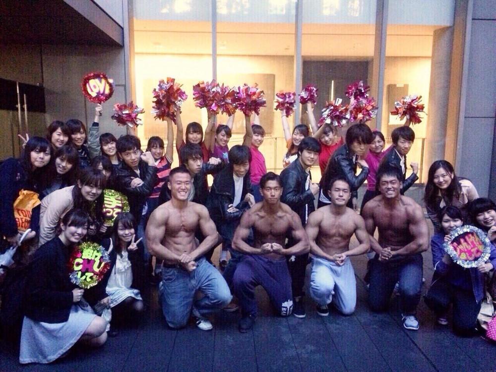 3 早稲田祭1