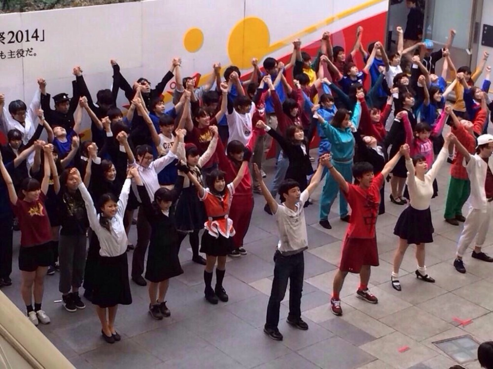 6 早稲田祭4